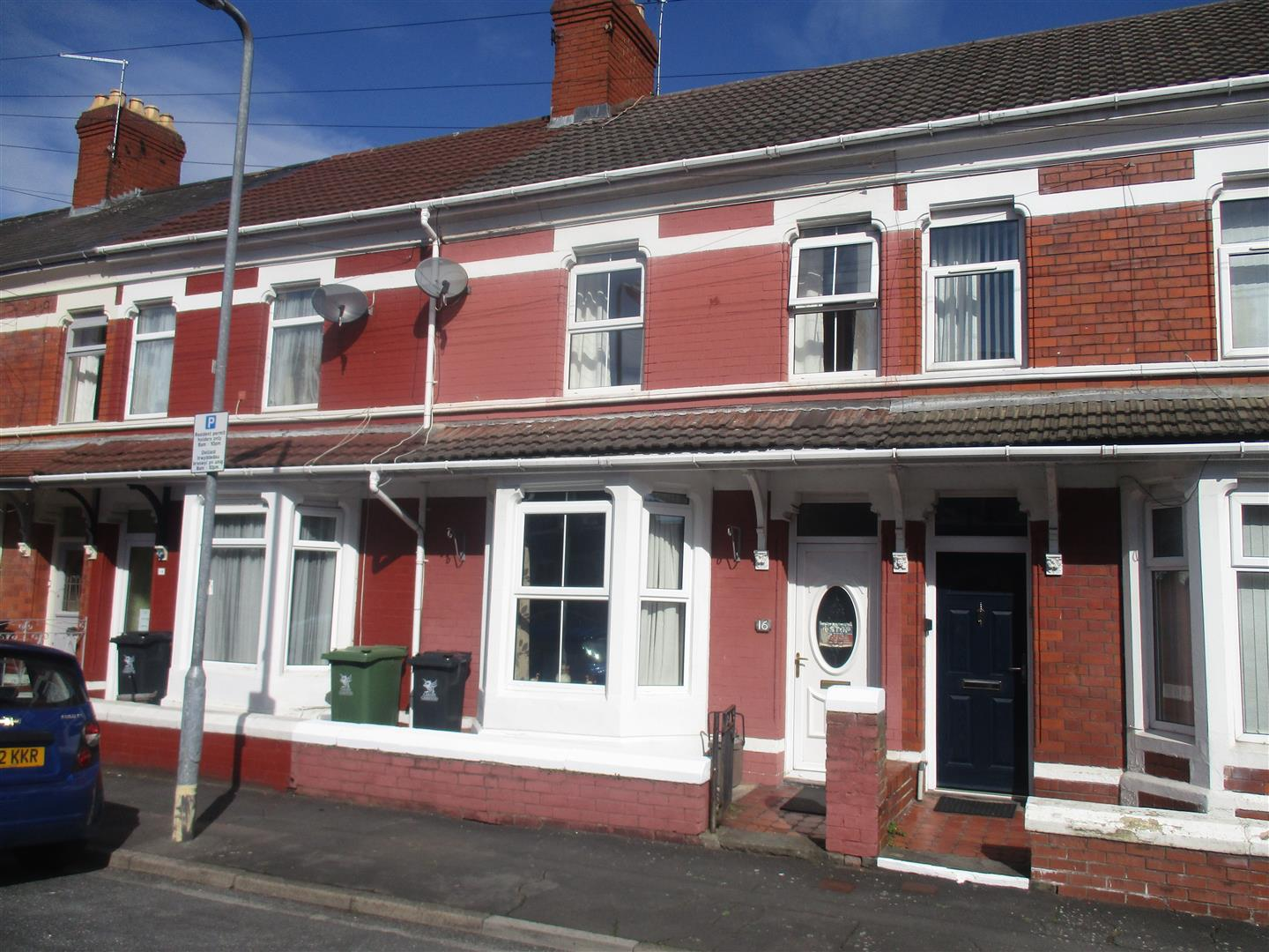 3 Bedrooms Terraced House for sale in Cumberland Street, Cardiff